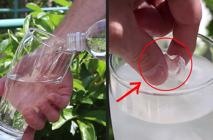 how-to-use the 5 minute water hack